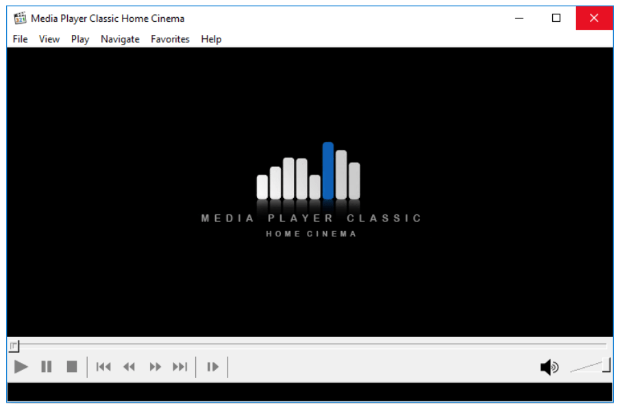 Media Player Classic for Windows
