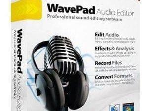 WavePad Sound Editor Masters Serial Key