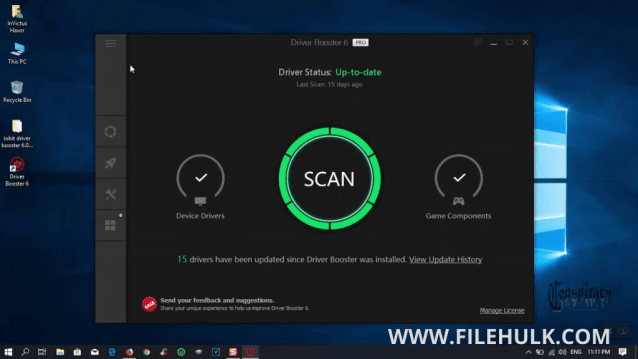 Iobit-Driver-Booster-pc-scan