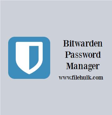 Bitwarden Password Managere