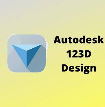 Autodesk 123D Design Software For PC