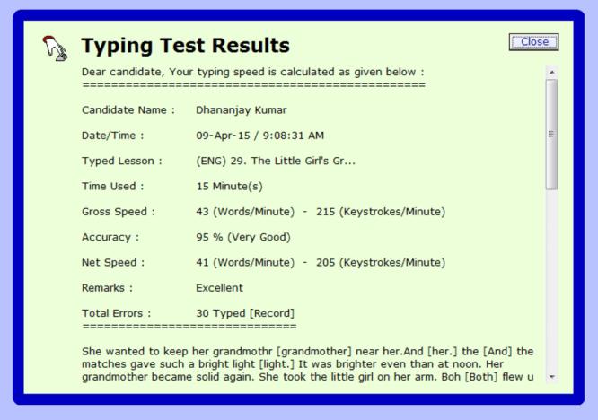 Free Typing Tutor Software