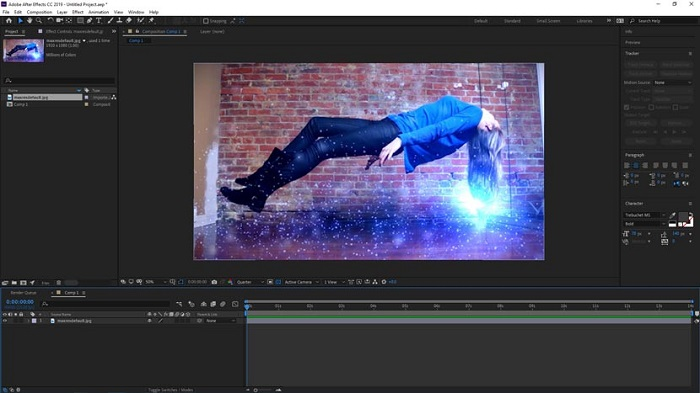 Features of Adobe After Effects CC 2019