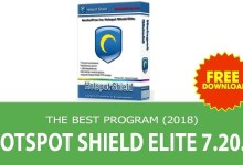 Hotspot Shield VPN Elite 7.20.9