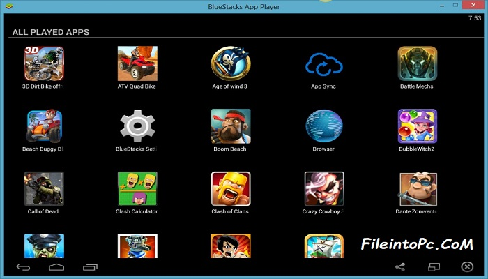 BlueStacks 2 Download Full Version Free