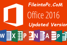 Office Pro Plus 2016 with May 2018