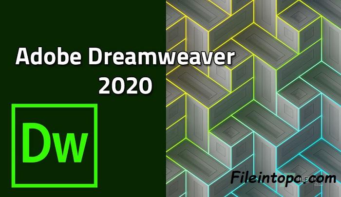Adobe Dreamweaver 2020 Free Full version