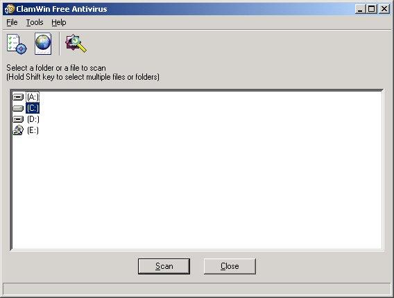 clamwin-free-antivirus