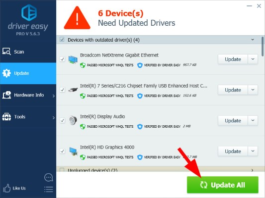 Driver Easy Pro 5.6.9.7361 With Crack