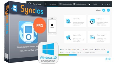 Syncios Manager Pro 6.5.7 Full Patch