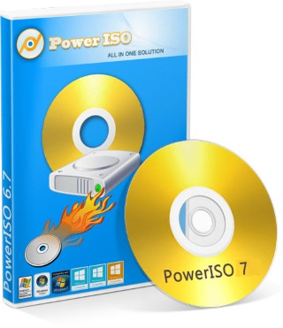 PowerISO 7.4 Full Version Crack