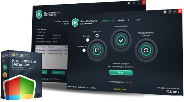 Ransomware Defender Pro 4.1.9 Full Patch