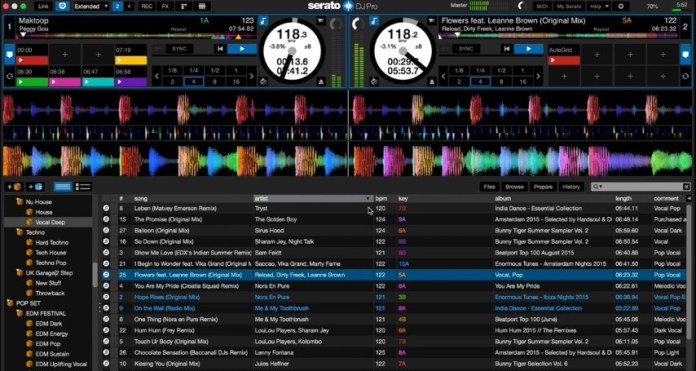 Serato DJ Pro 2.1.2 + Crack Free Download
