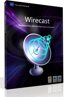 Telestream Wirecast Pro 12.2.1 Crack