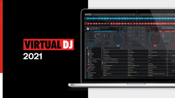 Virtual DJ 2021 Pro Infinity 8.5.6240 With Crack