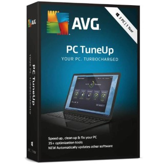 AVG TuneUp 21.1 Activation Code