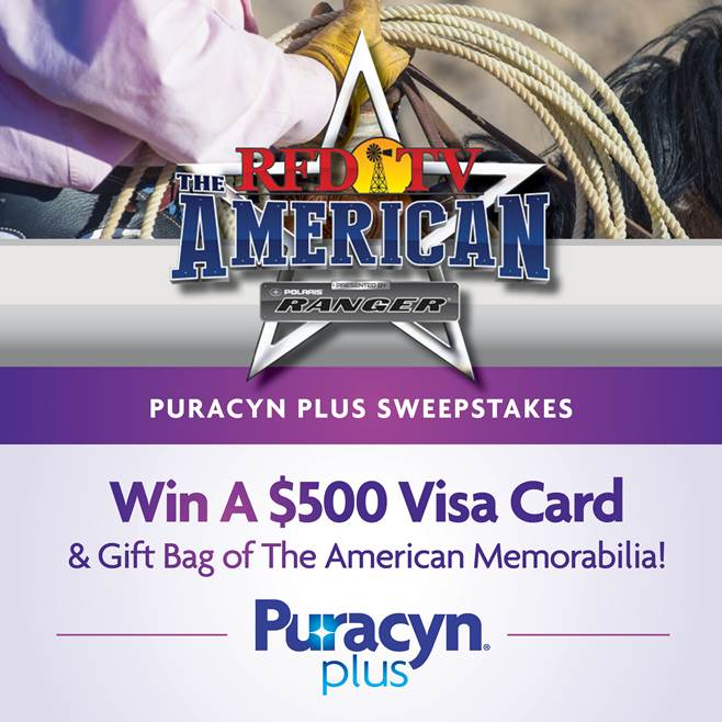 """The Puracyn® Plus """"The American"""" Sweepstakes"""
