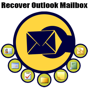 how to recover Outlook mailbox