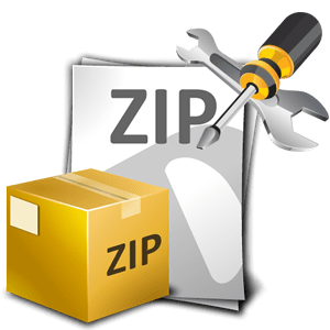 how to repair ZIP file
