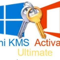 This is Mini KMS Activator Ultimate v1.8 [Latest]