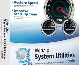 WinZip System Utilities Suite v3.8.1.2 + Crack [Latest]