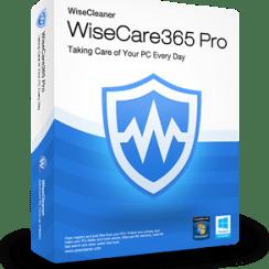 Wise Care 365 Pro Crack v5.4.5 Build 541 [Latest]