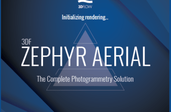 3DF Zephyr Aerial Crack v4.512 (x64) [Latest]
