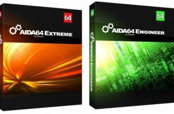 AIDA64 Extreme & Engineer Edition v6.10.5214 Beta + Crack [Latest]