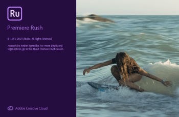 Adobe Premiere Rush CC v1.2.8.7 (x64) + Crack [Latest]
