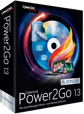 CyberLink Power2Go Platinum v13 0 0718 0 Pre-Activated [Latest