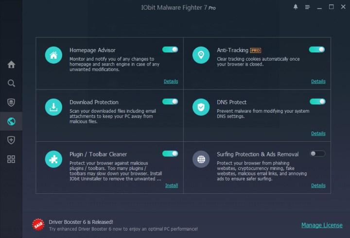 IObit Malware Fighter Pro 7 Crack