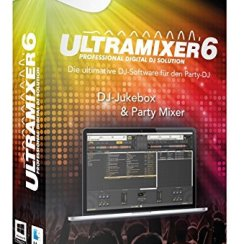 UltraMixer Pro Entertain 6.2.3 Full Crack [Latest]