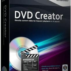 Wondershare DVD Creator Crack v6.2.8.155 [Latest]