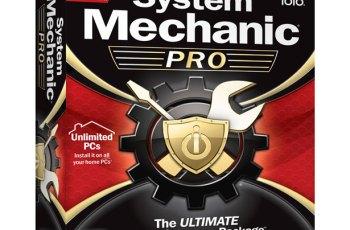 System Mechanic Pro Crack v19.5.0.1 [Full Version]