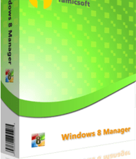Yamicsoft Windows 8 Manager Crack v2.2.8 [Full Version]