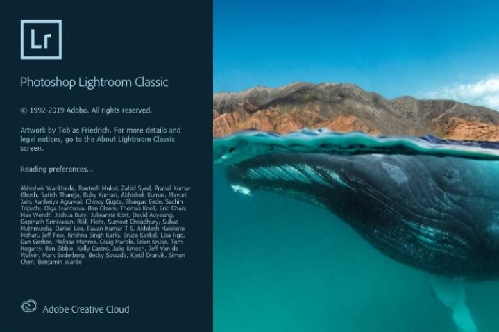 Adobe Lightroom Classic 2020 Crack