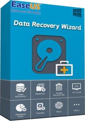 EaseUS Data Recovery Wizard Technician 13 Crack