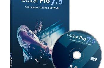 Guitar Pro 7.5.3 Cracked + Full Version [Latest]