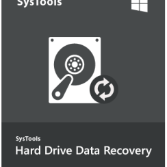 SysTools Hard Drive Data Recovery 11 + Full Crack (Download)