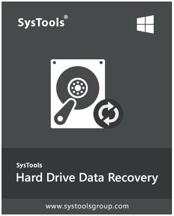 SysTools Hard Drive Data Recovery 11 Cracked