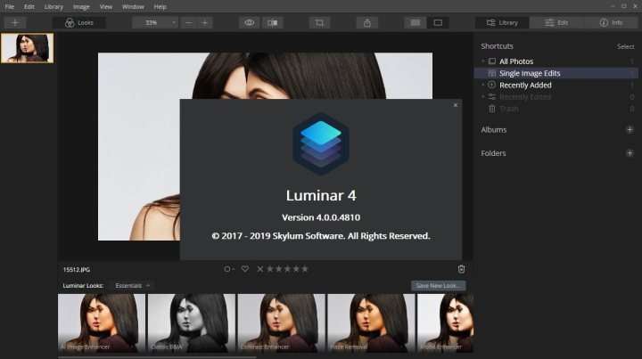 Luminar 4.3.0.6175 Crack + Activation Code 2020 [New Update]