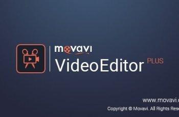 Movavi Video Editor Plus v20.0.1 + Crack [Latest Download]