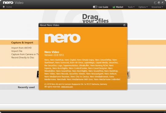 Nero Video 2020