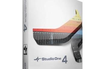 PreSonus Studio One Pro  v4.6.0.55605 + Crack