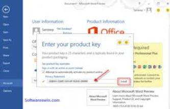 Microsoft Office 2016 Pro Plus 16