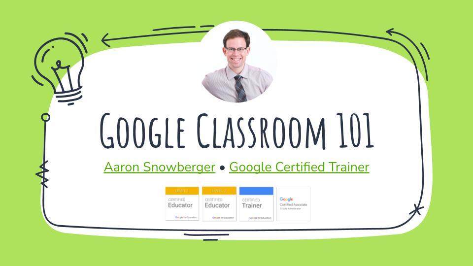 6 Teacher Tasks Google Classroom is Perfect For