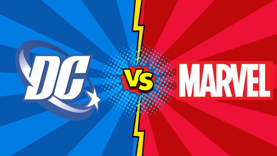 Marvel vs. DC Comics