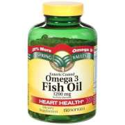 fish oil omega-3 used cure
