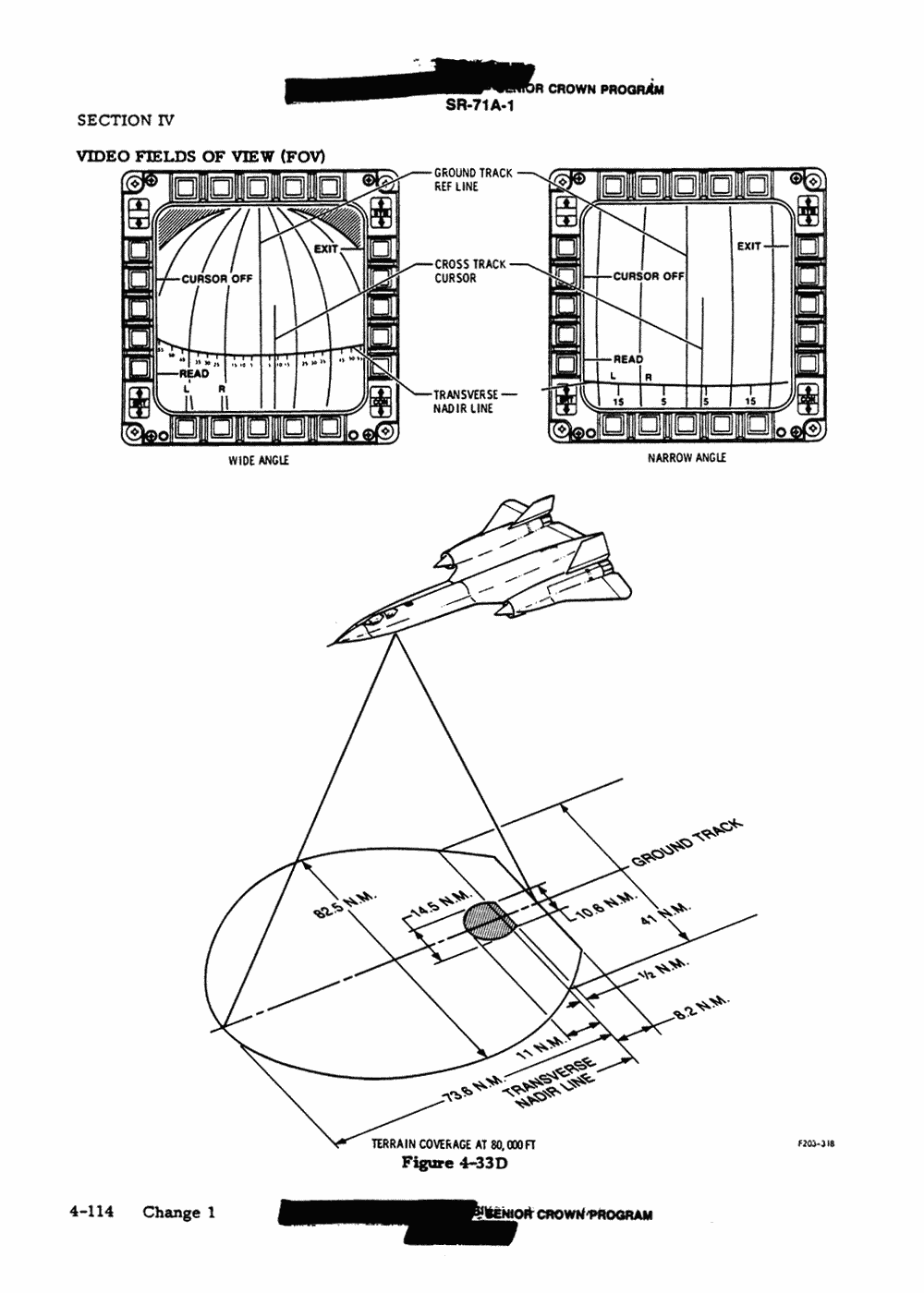 SR-71 Blackbird Engine Operation Guide, page 1