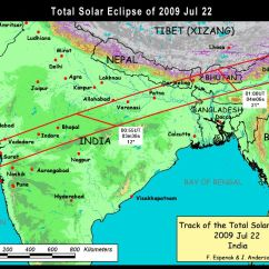 Sun Path Diagram Of Delhi 2004 Honda Accord Fuse All About The Solar Eclipse July 22nd  Science